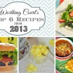 My Top 6 Recipes of 2013