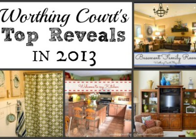 Top 6 Reveals and Makeovers of 2013