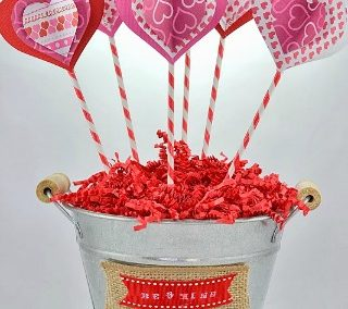 Valentine's Day Sweetheart Bouquet