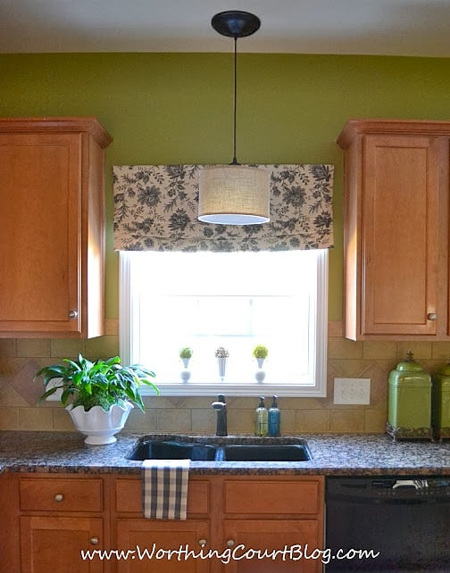 How to change a recessed can light into a pendant in 5 minutes - no electrician needed! :: WorthingCourtBlog.com