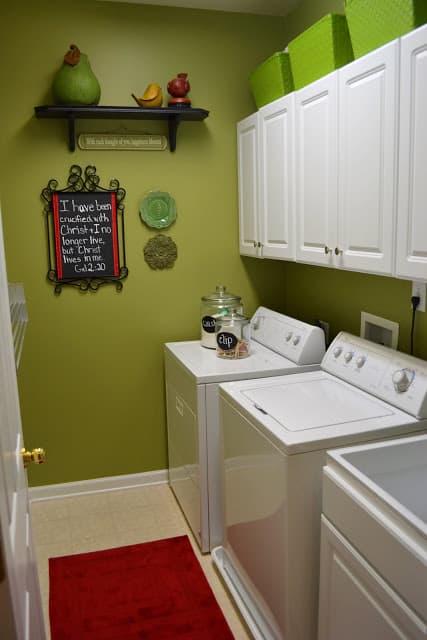 Laundry Room :: WorthingCourtBlog.com