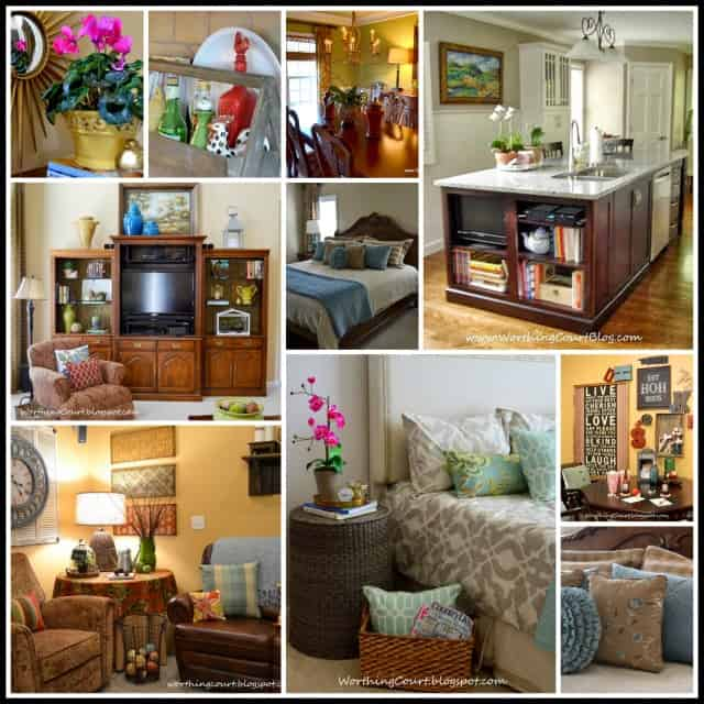 Home Decor Category Collage :: WorthingCourtBlog.com