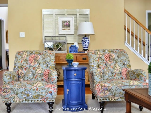 Family Room Decor :: WorthingCourtBlog.com