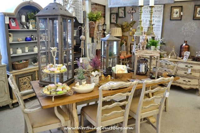 French Country Style at Queen of Hearts in Alpharetta, GA