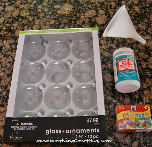 How to make glass fishing floats :: WorthingCourtBlog.com