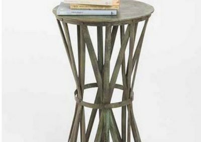 5 On Friday: Awesome Metal End Tables