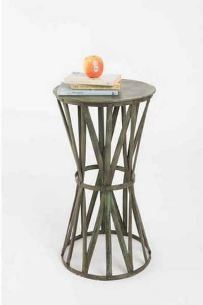 Iron Strap Side Table from Urban Outfitters