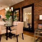 One Simple Thing Decorating Idea – Enlarge A Space With Mirrors