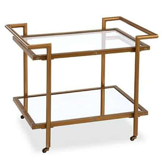 Vitale End Table from Macy's