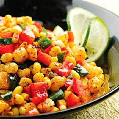 July 4th recipes: Southwestern Calico Corn