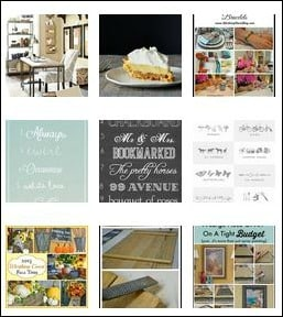 Follow me on Pinterest || WorthingCourtBlog.com