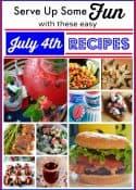 Fun July 4th Recipes