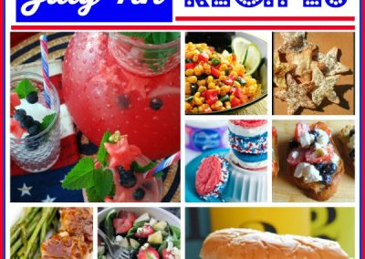 Fun July 4th Recipes