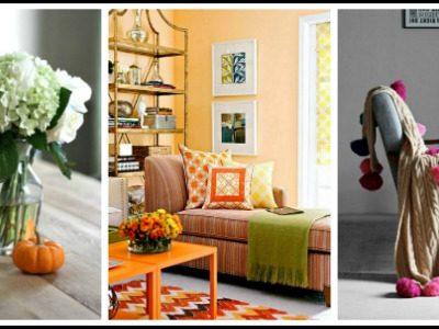 5 Ways to Ease Into Fall Decorating || WorthingCourtBlog.com