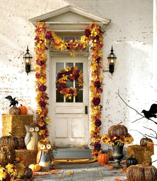 non scary outdoor halloween decorations - Scary Outdoor Halloween Decorations