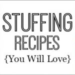 5 On Friday: 5 Thanksgiving Stuffing {Or Dressing} Recipes