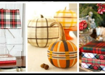 5 On Friday: Mad For Plaid – 5 Ways To Use It In Your Home