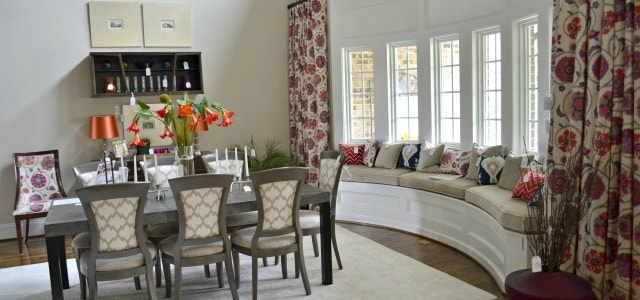 Chic Chateau show house tour