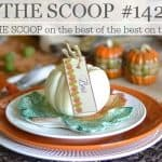 The Scoop Link Party #142