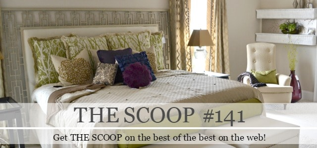 & The Scoop Link Party #141 | Worthing Court
