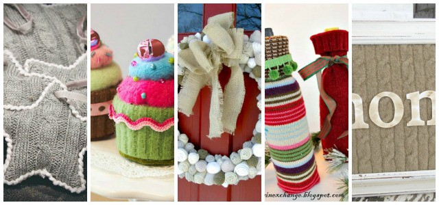 5 Cool and Unique Ways To Use Old Sweaters