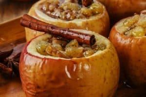 The World's Best Baked Honeycrisp Apples