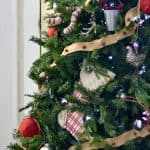 My Rustic Christmas Tree