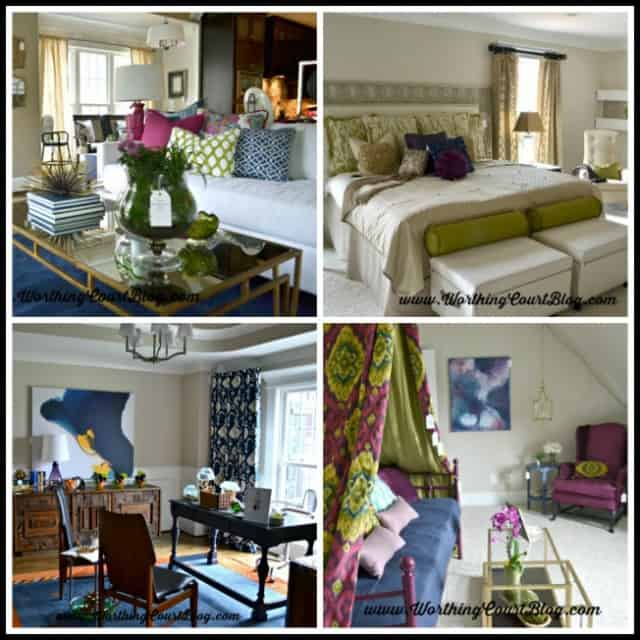 Chic Chateau showhouse tour