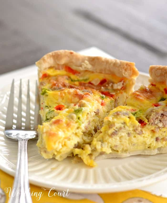 World's Best Breakfast Casserole || Worthing Court