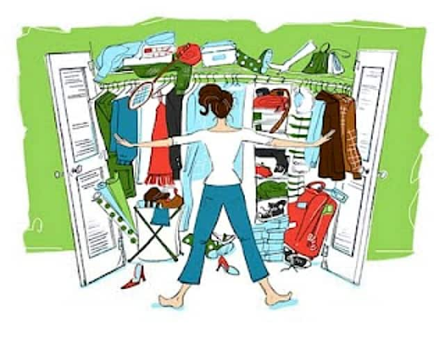 How to organize and make the most out of small closets