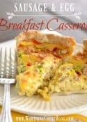 World's Best Breakfast Casserole