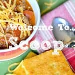 The Scoop Link Party #158