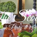 The Scoop Link Party #159