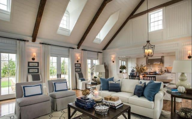 2015 HGTV Dream Home Family Room
