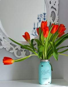 Inspired By Spring Tulips