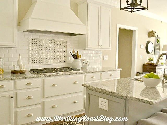 The New Kitchen Backsplash Worthing Court