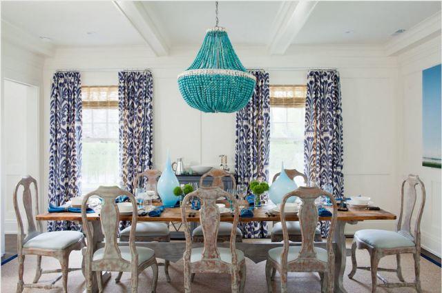 A stunning dining room