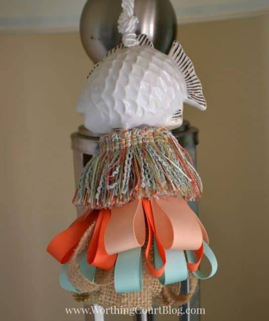 Fun beachy tassel