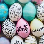 5 On Friday: My 5 Favorite Easter Egg Decorations