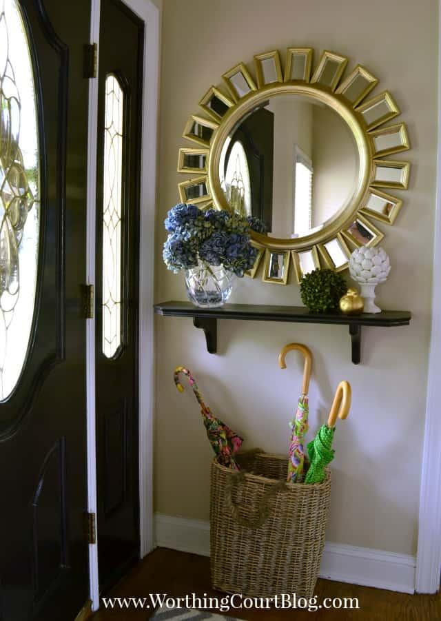 foyer decor - Foyer Decor