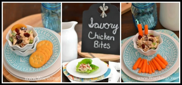 Sweet and Savory Chicken Salad Appetizer Recipes