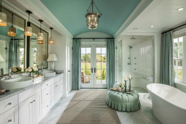 How to get the look of the 2015 HGTV Dream Home Bath on a budget