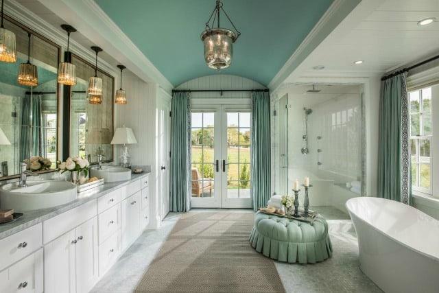 An Elegant Master Bath On A Budget, Elegant Master Bathrooms