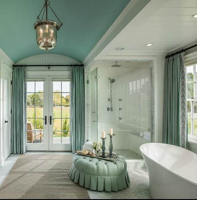 How To Create An Elegant Master Bath On A Budget