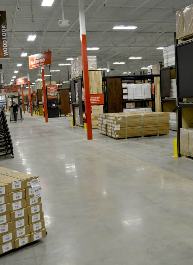 Floor & Decor has a huge selection of hardwood flooring