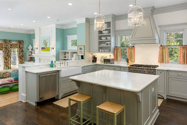Kitchen from Colordrunk Designs