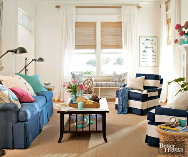 How To Create A Beautiful Family Room Worthing Court