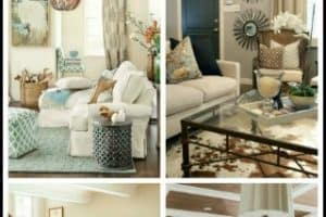 How To Create A Beautiful Family Room