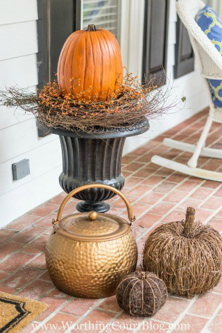 How To Create A Fall Urn The Fast And Easy Way Worthing