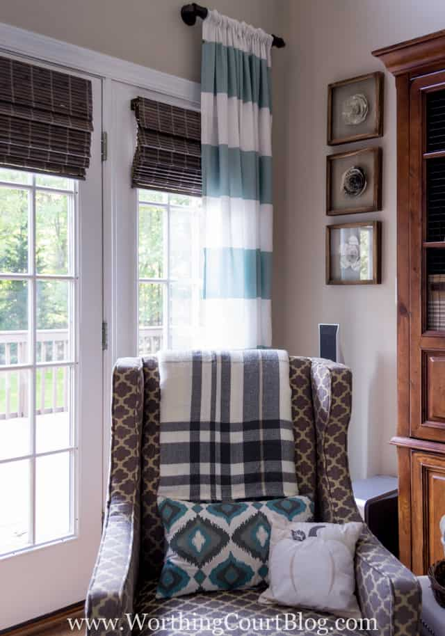 Budget Friendly Drapery Window Treatments